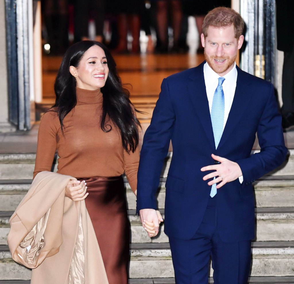 Meghan Markle and Prince Harry in London Meghan Markle Thought Curtsying Was Ridiculous Before Canada Move