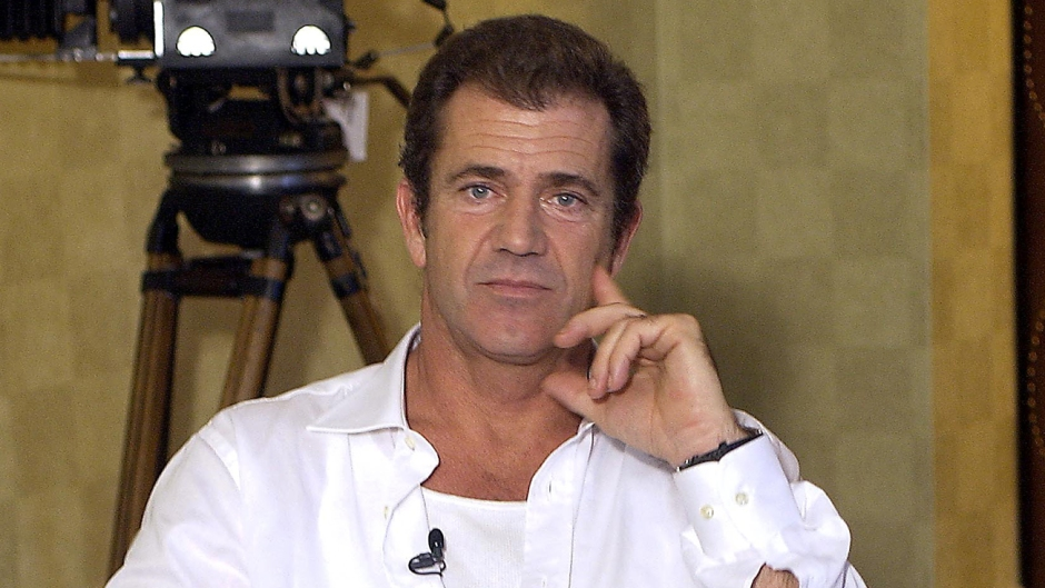 Mel Gibson Over the Years
