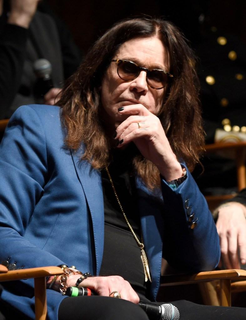 Ozzy Osbourne Diagnosed With Parkinson's Disease