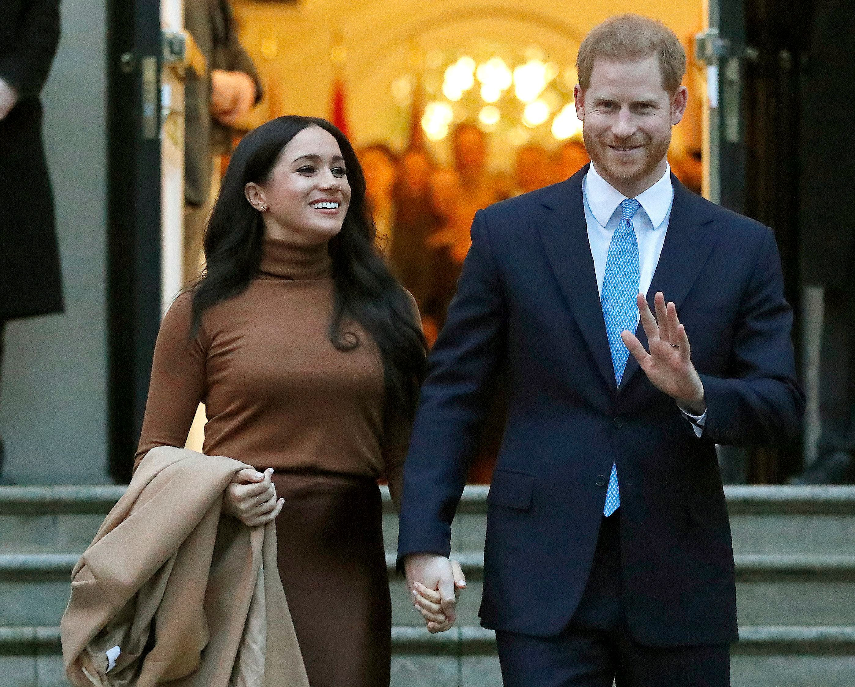 prince harry meghan markle not worried about money after royal split https www intouchweekly com posts prince harry meghan markle not worried about money after royal split