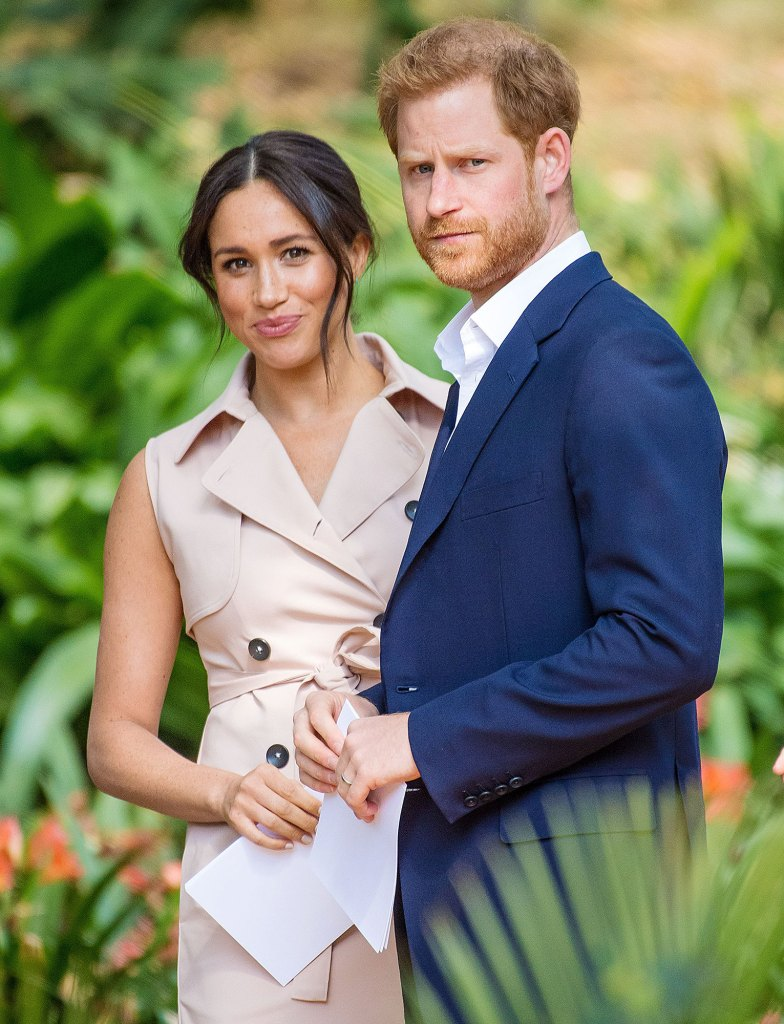 Prince Harry and Meghan Markle Want to Be Financially Independent From Palace:See their Net worths