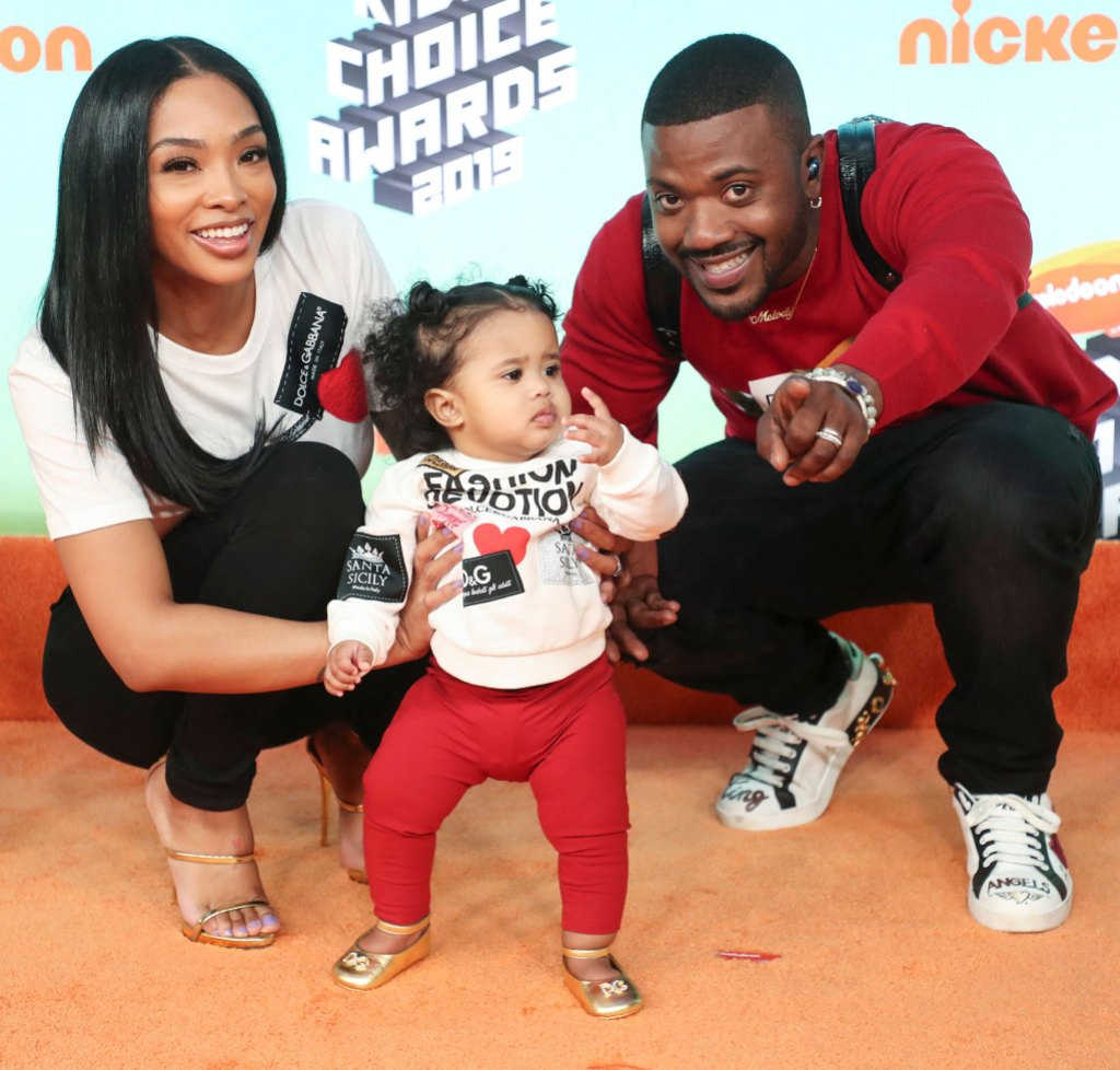 Princess Love, Melody Norwood, and Ray J 'Love & Hip Hop' Star Ray J Shares Update on Relationship With Princess Love 04