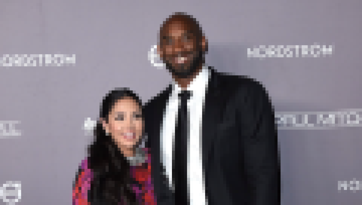 Kobe Bryant Family Photos
