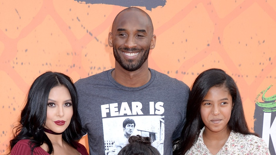 Who Are Kobe Bryant's Wife and Kids?