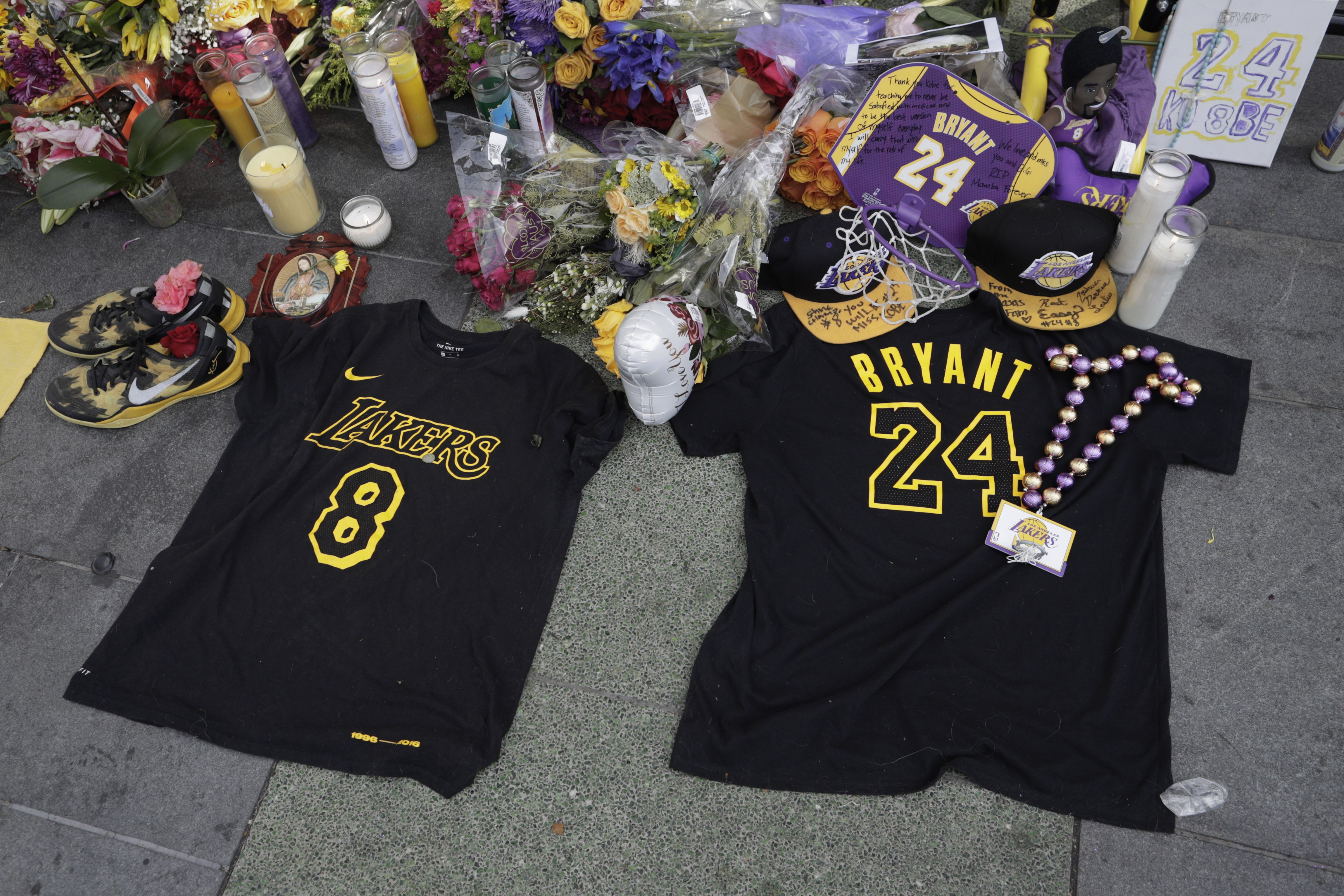 Why Did Kobe Bryant Have 2 Numbers? Lakers Retired 8 and 24 Jerseys