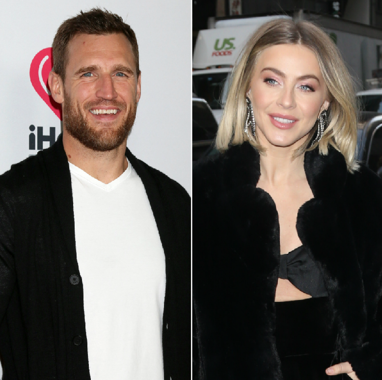 Brooks Laich Says Wife Julianne Hough Is 'Supportive' of His Personal Growth Journey