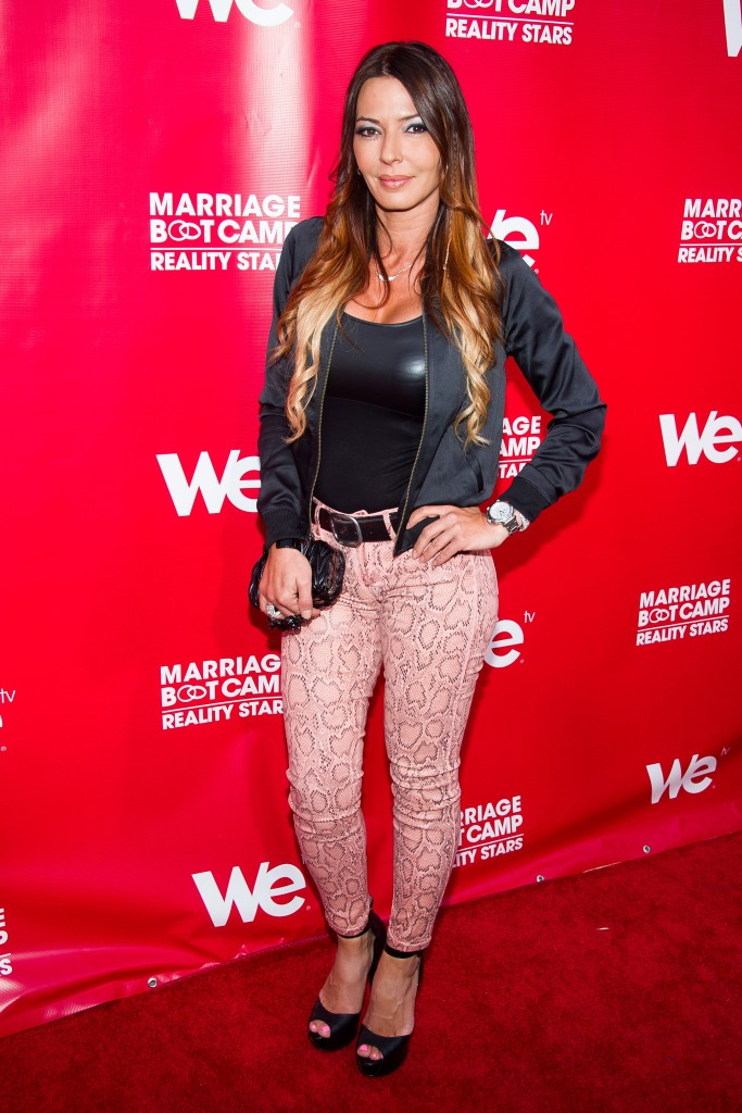 """dirta davanzo at WE TV's """"Marriage Boot Camp- Reality Stars"""" Party.jpg"""