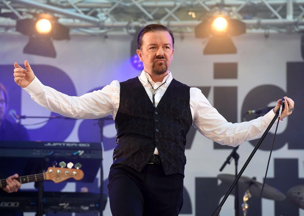 Ricky Gervais Net Worth Hosting Golden Globes