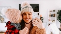 'little people, big world' alum audrey roloff's daughter ember sweetly welcomed her baby brother bode home with a hand painted sign