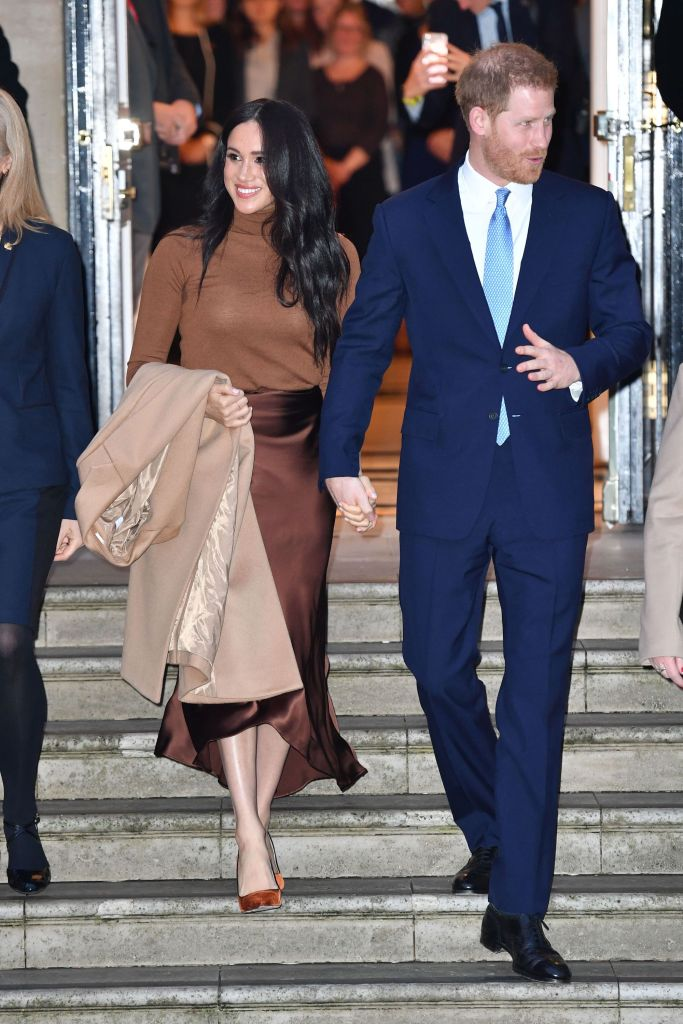 Meghan Markle's Half-Sister Samantha Criticizes Duchess for Stepping Down From Royal Duties