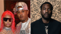 nicki minaj, husband kenneth petty and meek mill get into a fight in public
