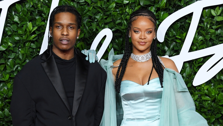 rihanna hands out with asap rocky in new york city after split from hassan jameel
