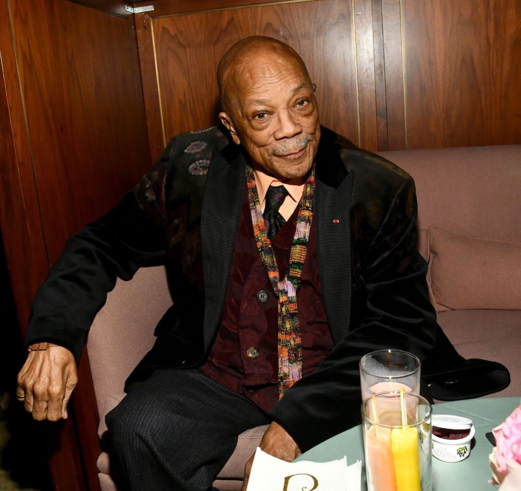 Quincy Jones Second Most Grammy Wins