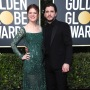 Kit Harrington and Rose Leslie 2020 Golden Globes