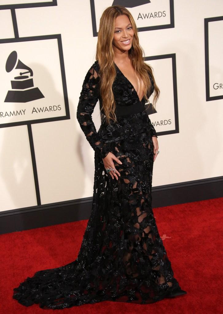 Beyonce Grammy Wins