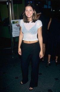 1999 Jessica Biel Transformation