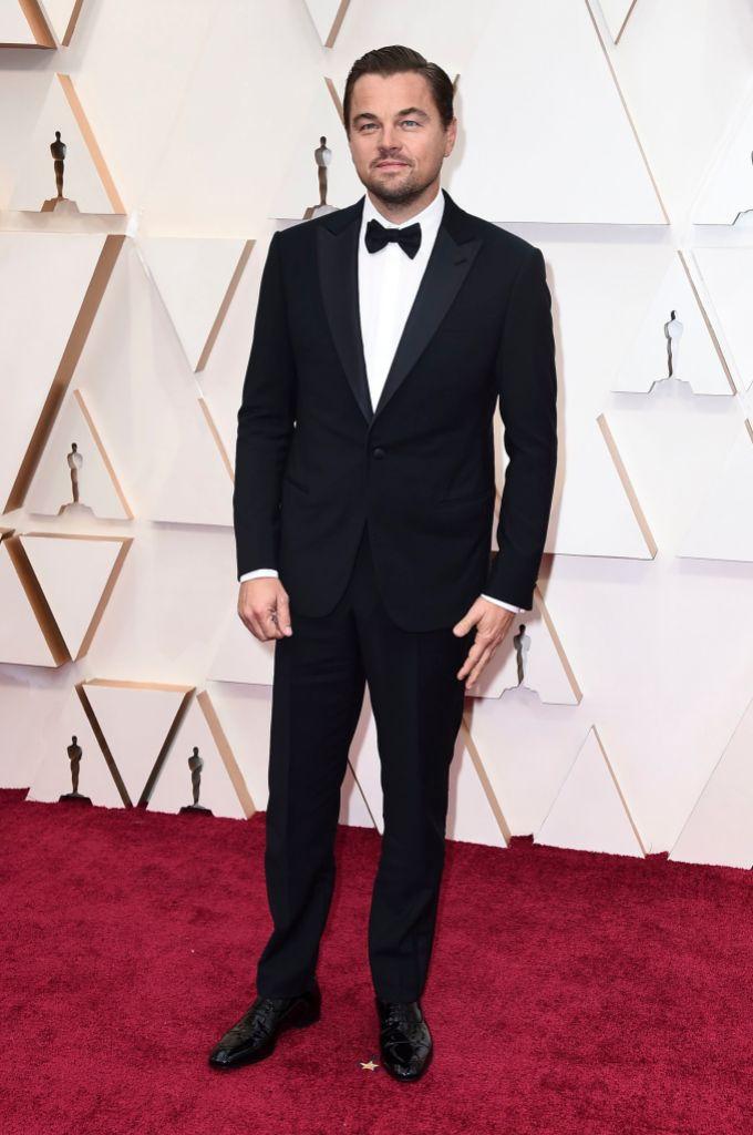 Leonardo DiCaprio at 2020 Oscars
