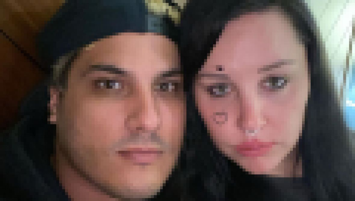 Amanda Bynes With Her Fiance Paul Michael