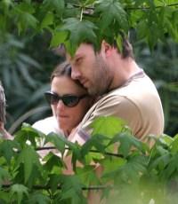 Ben Affleck With Jennifer Garner