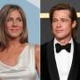Split of Jennifer Anniston and Brad Pitt