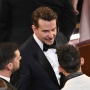 Bradley Cooper in the Audience at the Oscars