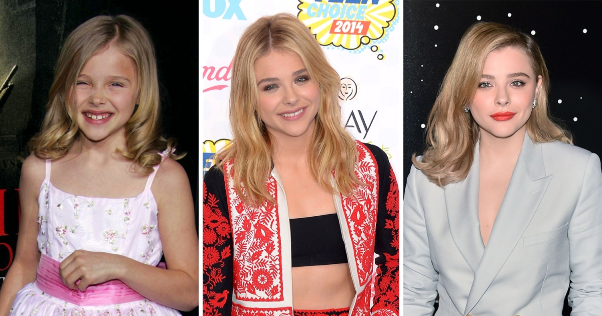 Chloe Grace Moretz Grew Up Before Our Eyes — See Her Transformation