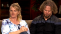 Christine Brown Admits it Was 'Super, Super' Hard to Live in One House With Kody and her Sister Wives feature