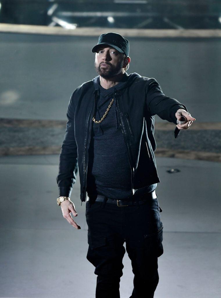 Eminem 2020 Oscars