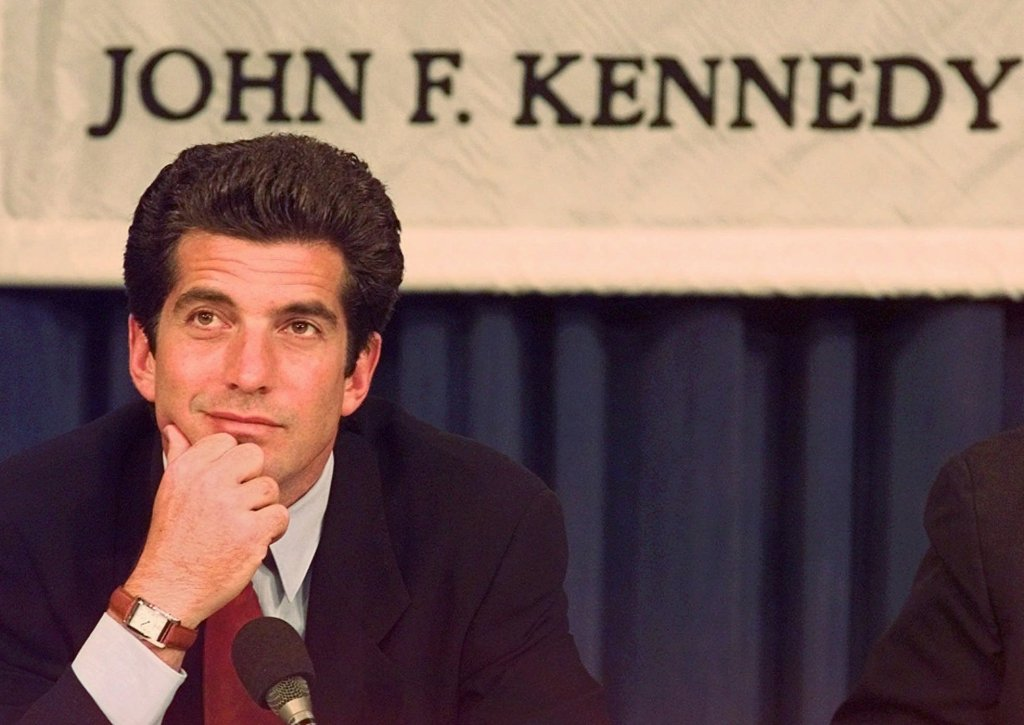 JFK Jr. Could 'Lose His Temper' ... But Was He Capable of Writing a Death Threat to a Politician? inline