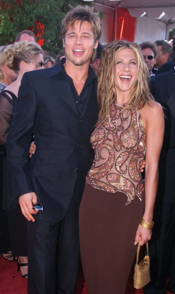Jennifer Aniston and Brad Pitt's Quotes About Each Other Are Cute