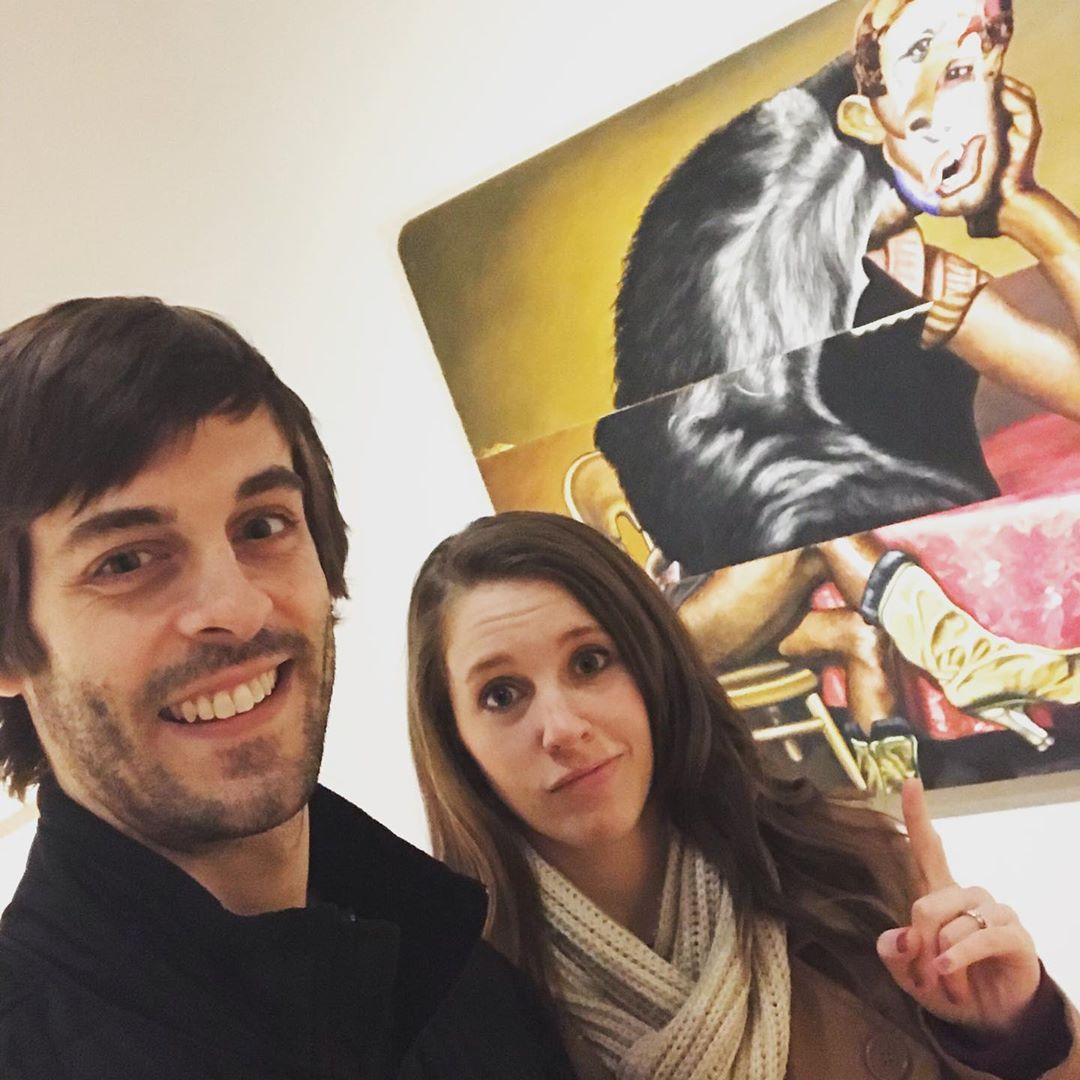 Jill Duggar's Husband Derick Dillard Now Claims They See Her Family When They 'Can'- 'We Try To' feature