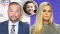 Jon Gosselin Claims Kate Has a 'No-Contact' Order With Collin