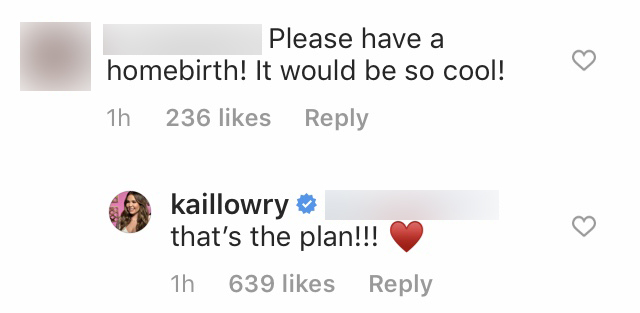 Kailyn Lowry Reveals 'The Plan' Is to Have a Home Birth With Baby No. 4