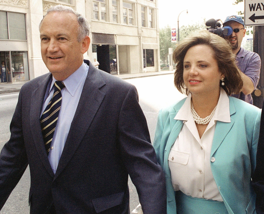 John Ramsey and Patsy Ramsey, Dad and Mom of JonBenet Ramsey