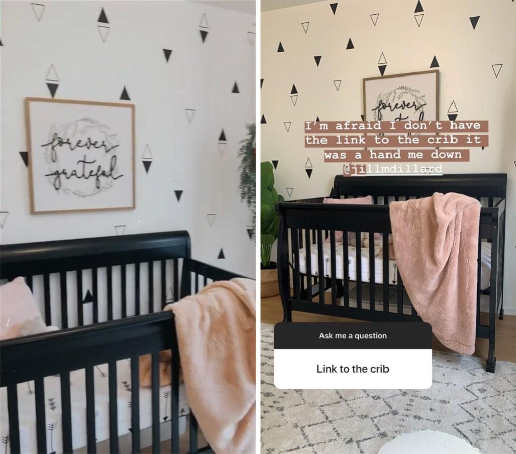 Lauren Duggar Says Baby Bella's Crib Was a Hand-Me-Down From Jill Duggar