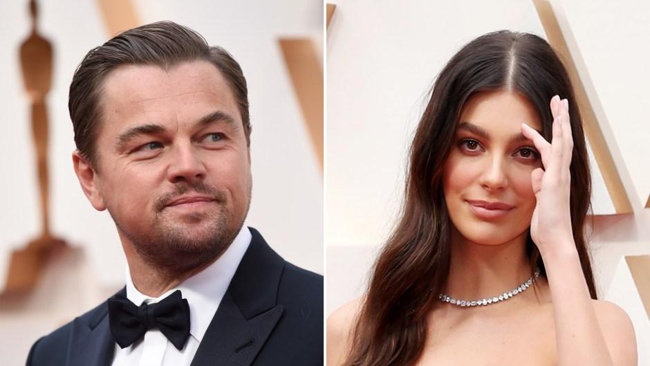 Split of Leonardo DiCaprio and Camila Morrone at 2020 Oscars