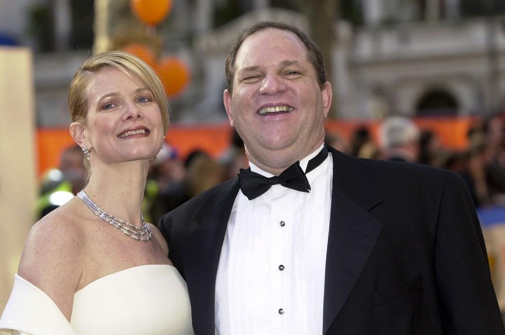 Meet Convicted Rapist Harvey Weinstein's 2 Ex-Wives, Eve Chilton and Georgina Chapman eve