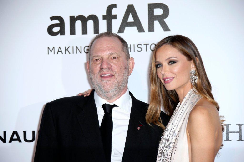 Meet Convicted Rapist Harvey Weinstein's 2 Ex-Wives, Eve Chilton and Georgina Chapman georgina