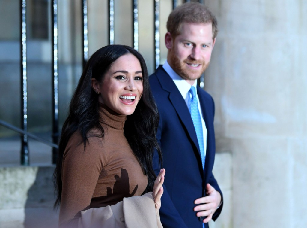 Meghan Markle 'Would Never Do a Reality Show,' Discussing 'Production Company' with Prince Harry inline