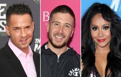 Mike Sorrentino and Vinny Guadagnino Praise Nicole Snooki Polizzi for Handling the Haters