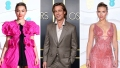 Florence Pugh, Brad Pitt and Scarlett Johansson