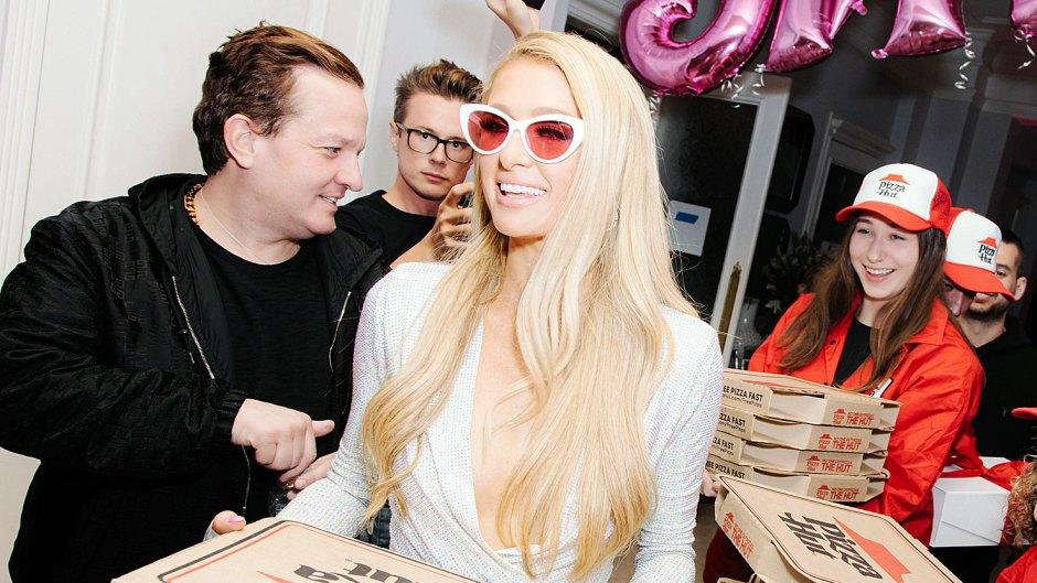 Paris Hilton #SLIV Your Best Life birthday party