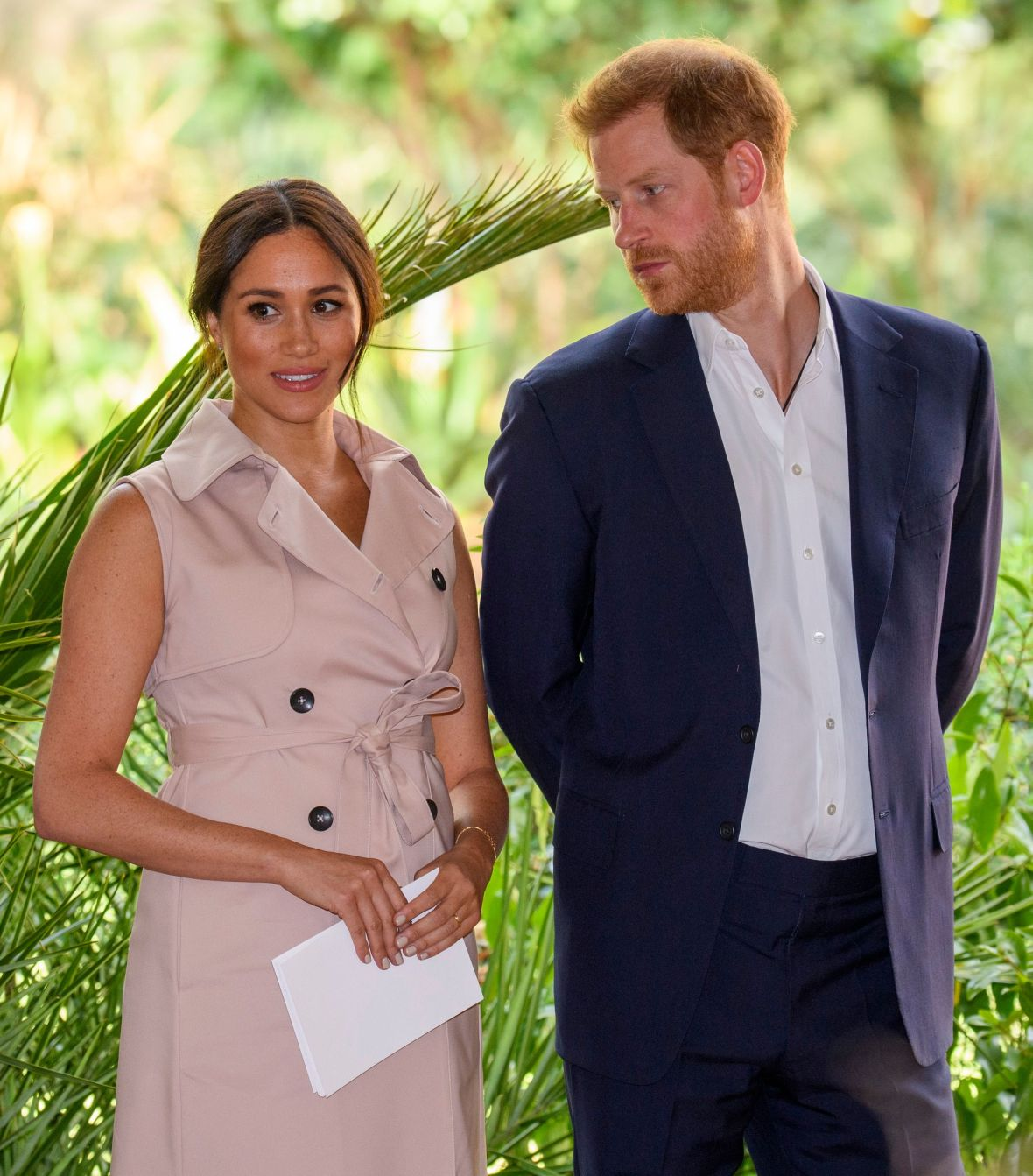 Prince Harry Thinks Royal Family Didn't 'Protect' Meghan Markle: 'They Didn't Welcome Her' feature