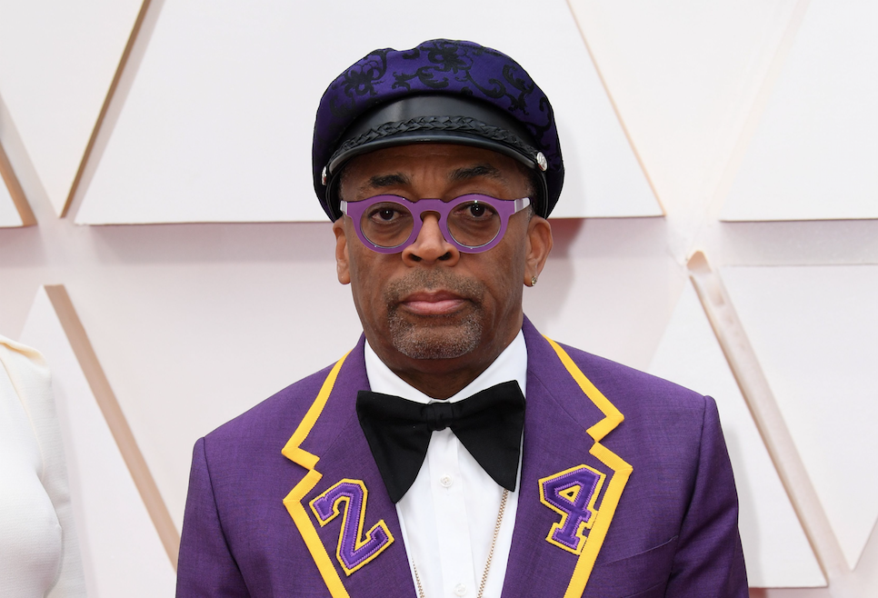 Spike Lee Honors Kobe Bryant Oscars