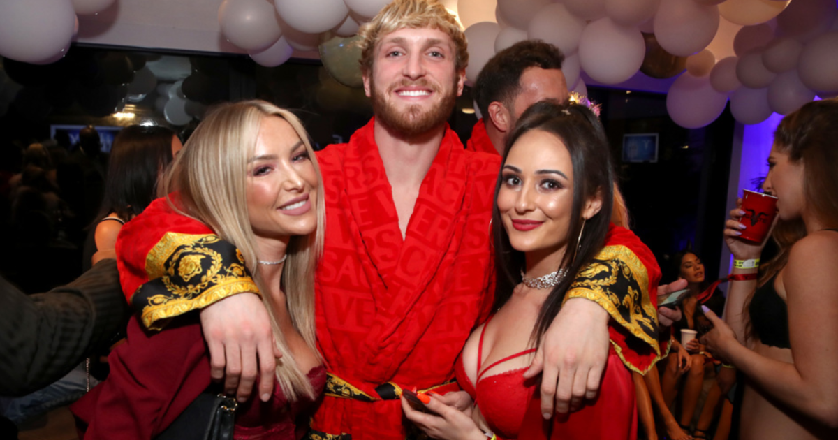 Stars Celebrate Valentine's Day With Festive IGNITE Bash in Los Angeles