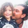 Gavin Rossdale and Gwen's Son Apollo Birthday