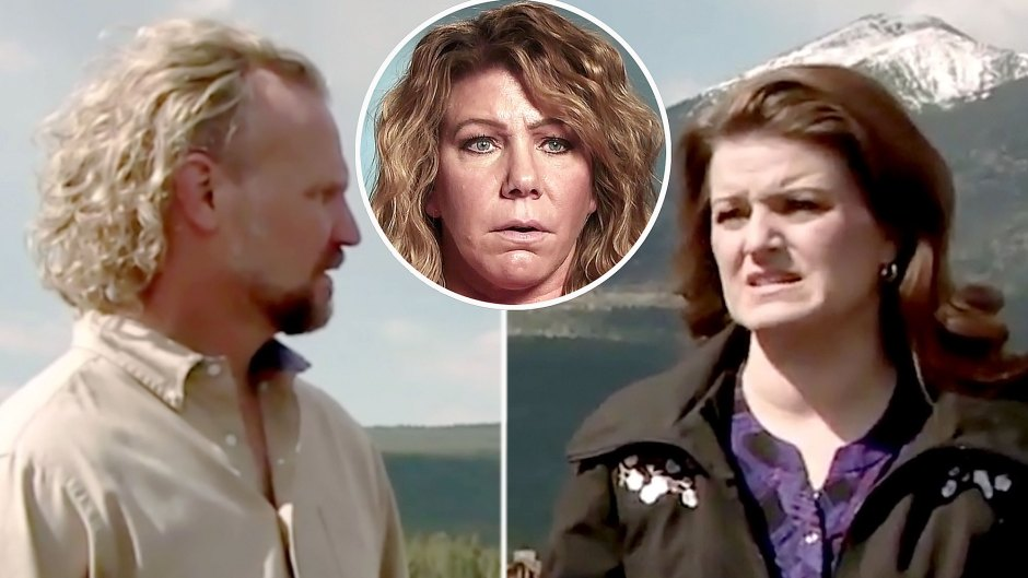 Sister Wives' Star Kody Brown Blasts Robyn for Defending Meri as Land Drama Heats Up