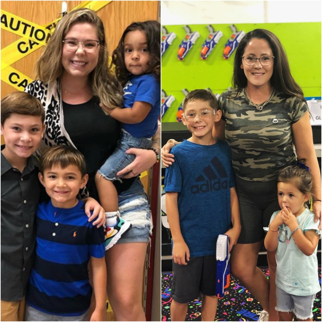'Teen Mom 2' Star Kailyn Lowry Defends Jenelle Evans' Daughter Ensley- 'She Will Get There' feature