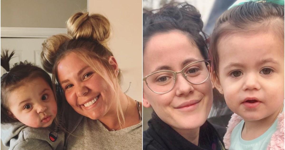 'Teen Mom 2' Star Kailyn Lowry Defends Jenelle Evans' Daughter Ensley