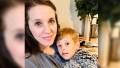 counting on star jill duggar's son is headed to kindergarten at public school